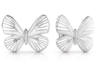 Motýlkové náušnice UBE85090