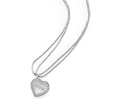Srdíčkový náhrdelník UBN84043