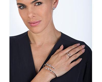 Stříbrný prsten Hot Diamonds Emozioni se zirkony ER023
