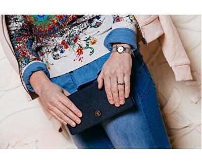 Stříbrný prsten Hot Diamonds Ribbon DR196
