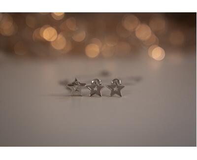 Stříbrný náhrdelník s hvězdičkou Amulets DP722