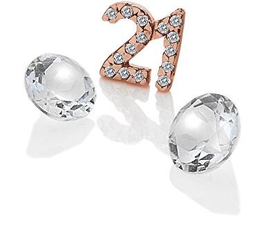 """Element """"21"""" sa zirkónmi a TOPAZE EX211"""