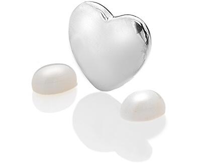 Element srdce s mesačnými kameňmi Anais Jún EX125