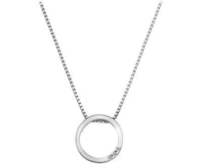 Hot Diamonds Náhrdelník Halo Circle DP571