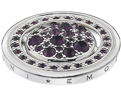 Hot Diamonds Přívěsek Hot Diamonds Emozioni Alba e Tramonto Coin EC246-252
