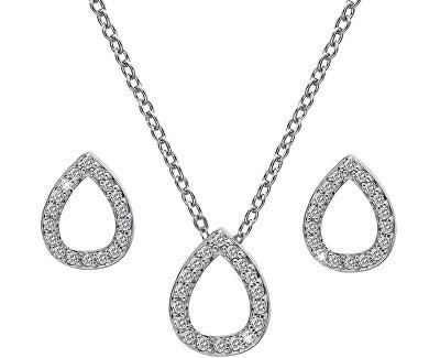 Sada stříbrných šperků Amulets SS137