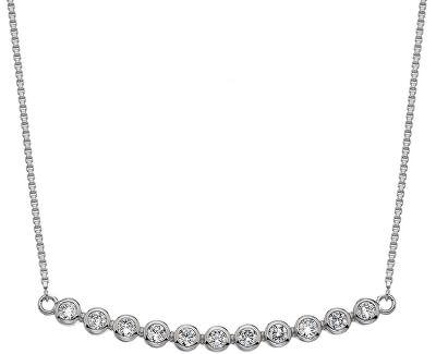 Stříbrný náhrdelník Emozioni Luminoso EN002