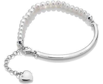Hot Diamonds Brățară elegantă Festival Mother of Pearl DL303