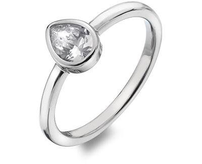 Třpytivý prsten Emozioni Acqua Amore ER025