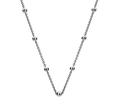 Stříbrný řetízek Emozioni Silver Cable with Ball Chain CH001