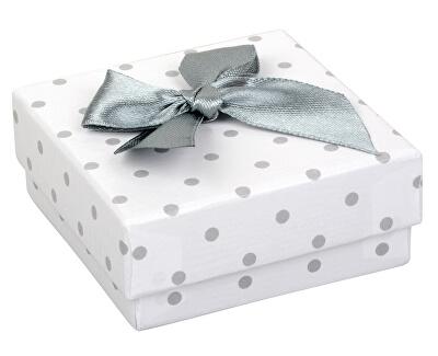 Puntíkatá krabička na soupravu šperků KK-4/A1