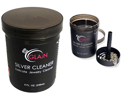 Čistící lázeň na šperky ze stříbra US-1016/AG