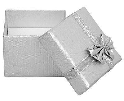 Dárková krabička na náušnice a prsten RZ-3/AG
