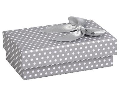 Puntíkatá krabička na soupravu šperků KK-6/A3