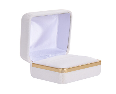 Dárková krabička na snubní prsteny CD-3/A20/AU