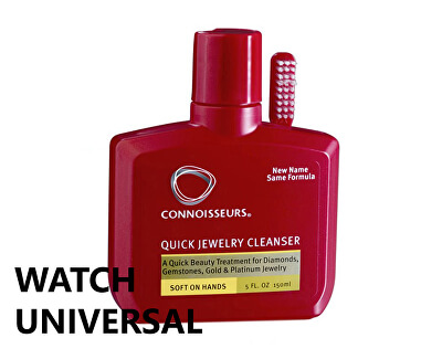 Curățător rapid pentru bijuterii si ceasuri CONNOISSEURS CN-1030/W
