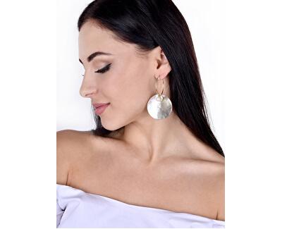 Exkluzivní náušnice 4v1 s pravou perlou JL0458