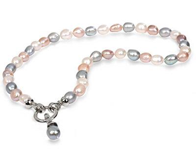 Dámský náhrdelník z pravých perel JL0563