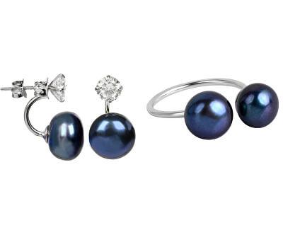 Zvýhodnená perlová súprava šperkov JL0225 a JL0433