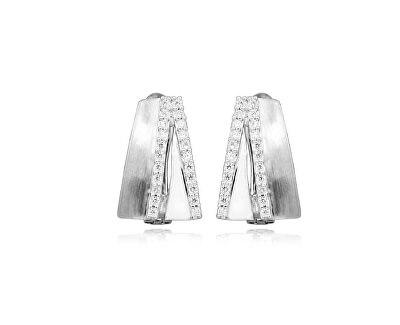 Cercei de argint cu zirconiu SVLE0269SH8BI00