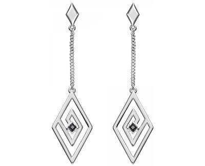 Luxus Ohrringe mit Concentric Kristallen 5483676