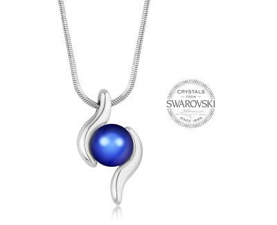 Módní náhrdelník PEARL WAVE