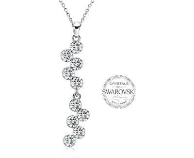 Slušivý náhrdelník Chaton Crystal