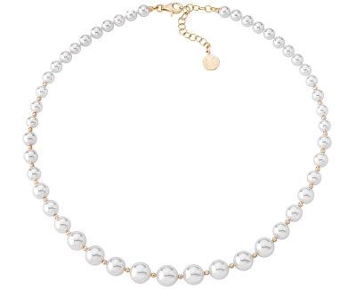 Luxusní náhrdelník s perlami 14710.01.1.000.010.1