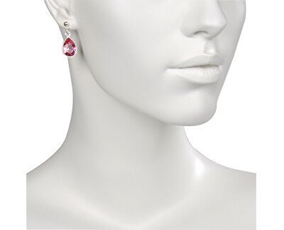 Náušnice Kapky Rose 3279
