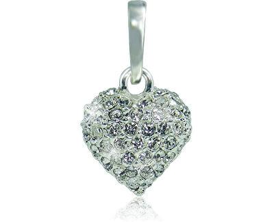 Náhrdelník Srdce M4 Crystal 3151 (řetízek, přívěsek)