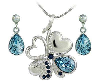Souprava šperků Lili Aquamarine 34143