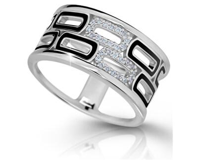 Modesi Exklusivní stříbrný prsten M11073