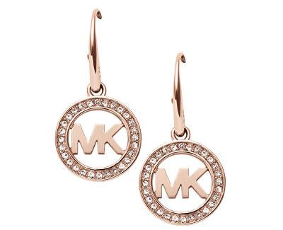 Michael Kors Cercei bronz cu cristale MKJ4796791