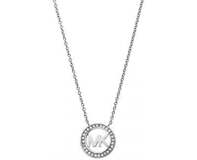 Michael Kors Jemný ocelový náhrdelník MKJ4733040