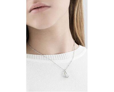 Elegantní ocelový náhrdelník Luminosa SAET14