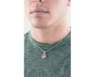 Oceľový bicolor náhrdelník Versilia SAHB01