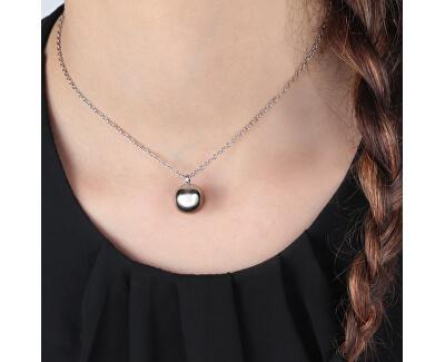 Ocelový náhrdelník Boule SALY03