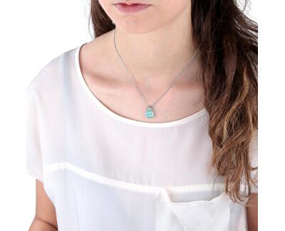 Stříbrný náhrdelník Gemma SAKK76
