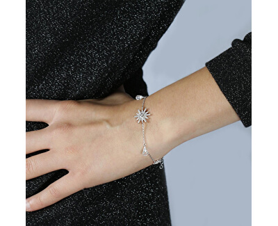 Luxusní stříbrný náramek Pura SAHK17