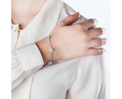Luxusní stříbrný náramek Tesori SAIW05