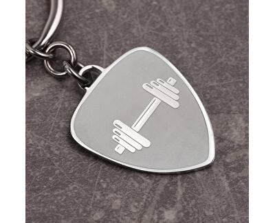 Pandantiv modern din oțel pentru chei SU8620