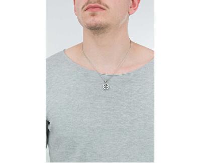 Oceľový bicolor náhrdelník Versilia SAHB03