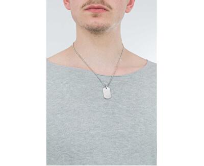 Pánsky oceľový náhrdelník Cross SAHU03