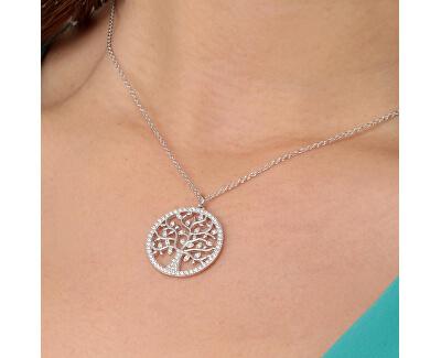 Stříbrný náhrdelník Strom života Albero Della Vita SATB01