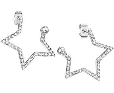 Cercei stele cu cristale Cosmo SAKI16