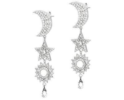Luxusní stříbrné náušnice Michelle SAHP05
