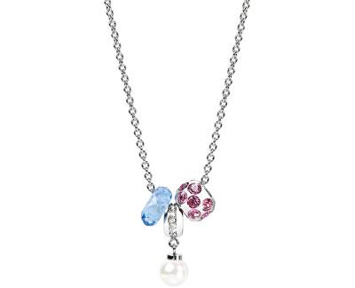 Ocelový náhrdelník Drops SCZ038