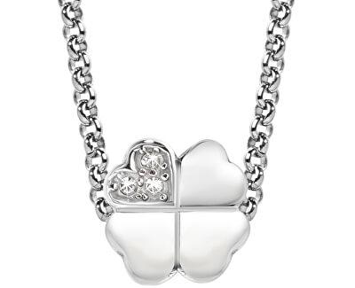 Ocelový náhrdelník Drops Jewel SCZ669