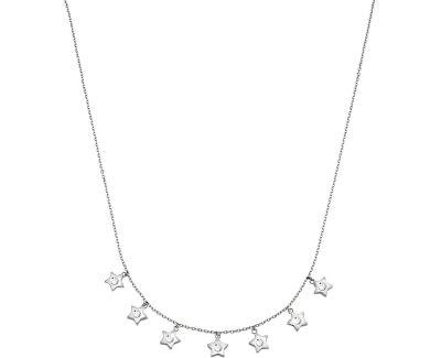 Colier din oțel cu stele Cosmo SAKI05