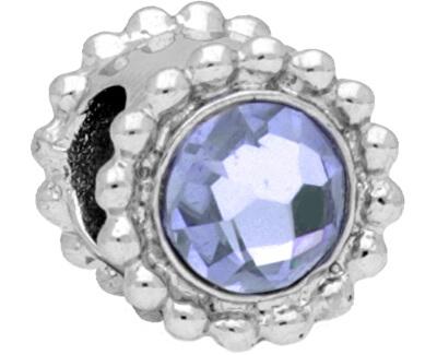 Pandantiv din oțelDrops Crystal Tanzanite SCZ774